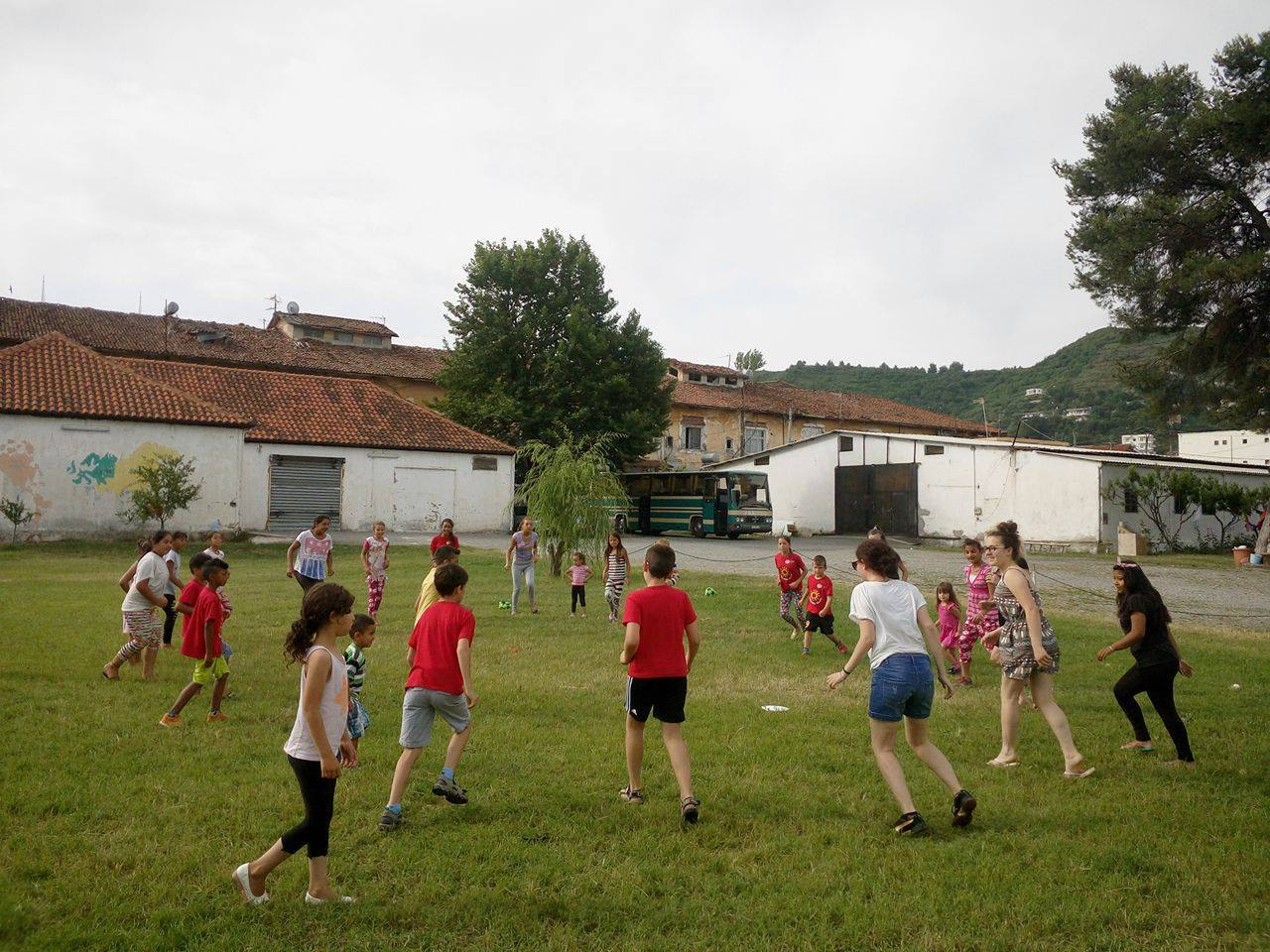 Campo Estivo – Tirana